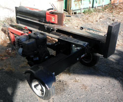 yard machine 31 ton log splitter